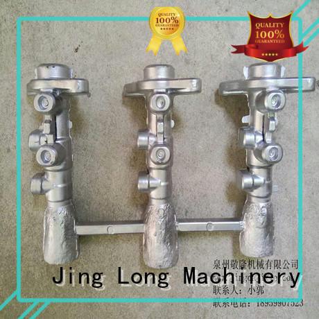 Jingda large Aluminum Castings drilling for urniture castings