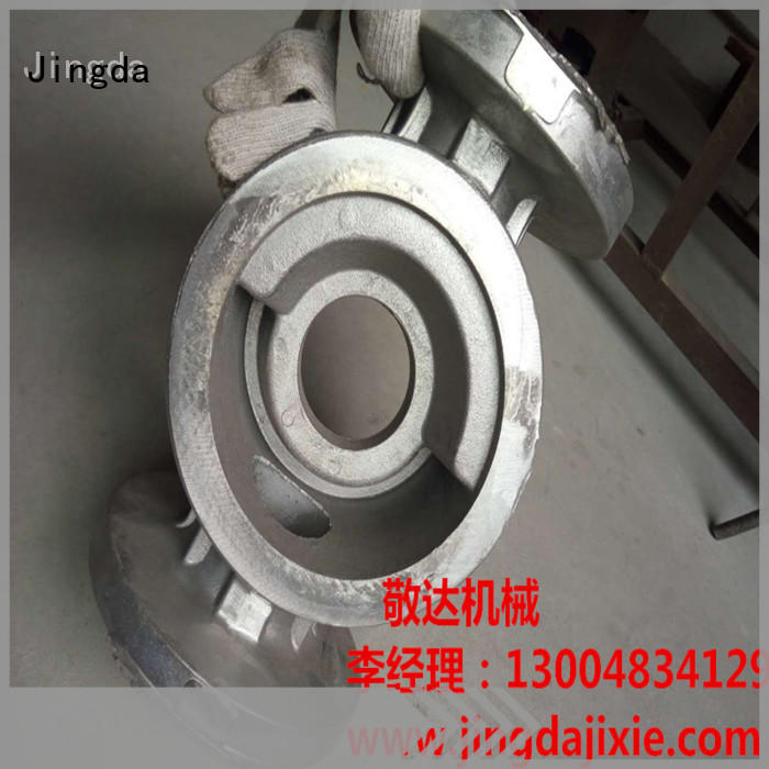 Jingda durable custom aluminum casting with good price for car