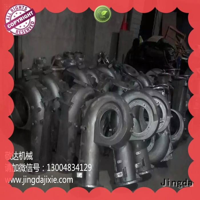 online aluminum casting molds with stable and reliable function for pumps castings Jingda