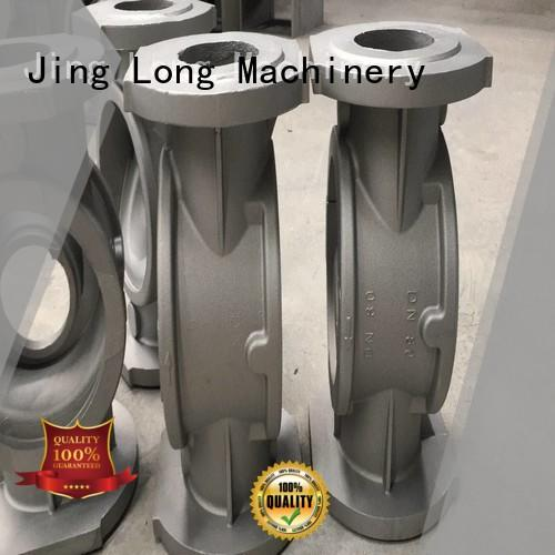 Jingda schock aluminum casting companies supplier for factory