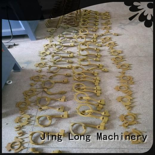 Jingda dry sand moulding easy to install for copper /aluminum alloy casting