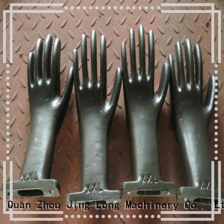 Jingda permanent mold aluminum casting series for sale