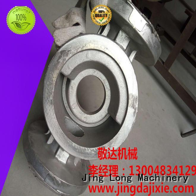 Jingda quality Aluminum Castings arm industrial area