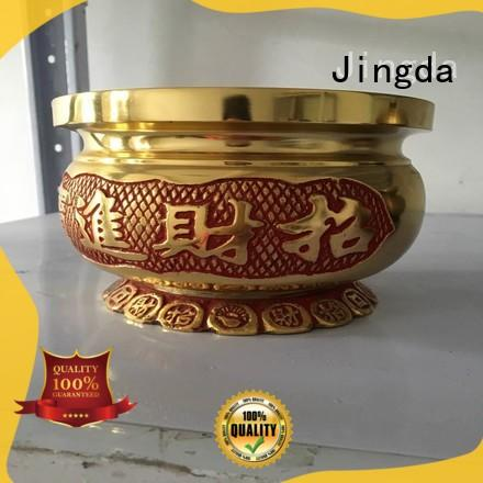Jingda meter copper casting foundry wholesale for door
