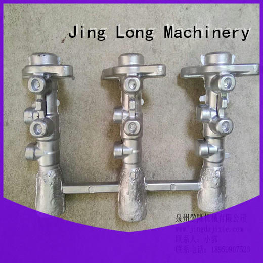 Jingda cost-effective aluminum casting companies from China for valves